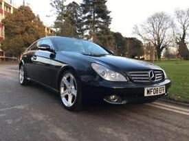 2008 Mercedes Benz CLS CLS 320 CDI 4dr Tip Auto 4 door Coupe