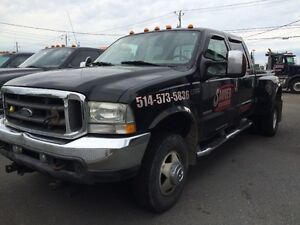 2003 Ford F-350 diesel wheel lift auto depanneuse