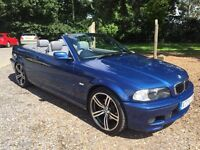 Bmw e46 320ci convertible
