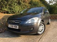 2008 Kia ceed 1.6 LS Full Service History NATIONAL DELIVERY ARRANGED