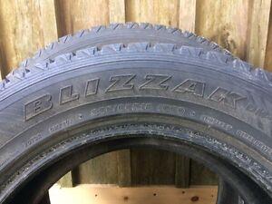 235/65R18 snow tires London Ontario image 3