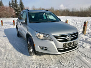 Very well maintained 2011 VW Tiguan (Comfortline)