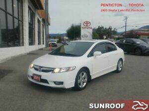 2011 Honda Civic Sedan SE  - SUNROOF -  CRUISE CONTROL