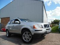 VOLVO XC90 D5 SE AWD 2.4 DIESEL AUTO 7 SEATER (SPARES & REPAIRS)