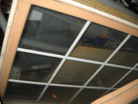 Used Pella Windows - great for your camp, shed, etc.