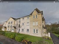 2 bed 2bathroom flat for rent Linlithgow