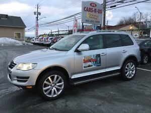 2010 Volkswagen Touareg AWD TDI Free winter tires on all SUV'S