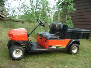 2006 Jacobsen 1200 Hauler Golf Cart