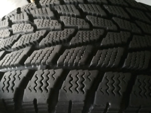 Toyo Observe Go-2 205/65/15 Winter Tires with Rims