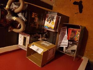 Ps3 Slim, ps3 & ps4 games & collectors editions.