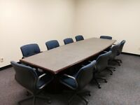 Empty Office for Rent