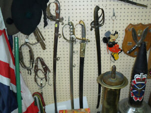 Militaria Collectibles