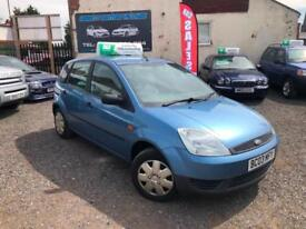 2003 FORD FIESTA 1.4 TDCI FINESSE 5 DOOR HATCHBACK FULL MOT IMMACULATE WARRANTY