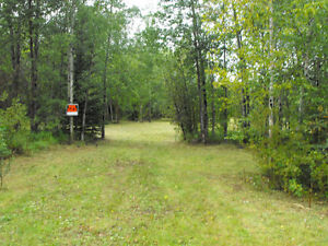 Half acre lot Mystic Meadow,Athabasca County,Hunting &Recreation