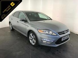 2013 63 FORD MONDEO TITANIUM X BUS EDN TDCI HATCHBACK SERVICE HISTORY FINANCE