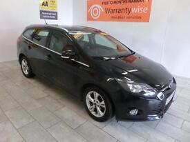 2012 Ford Focus 1.6TDCi (115ps) 1560cc Zetec ***BUY FOR ONLY £31 PER WEEK***