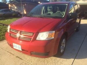 2008 Dodge Caravan SE 174K Accident Free Safety + E Test 6450