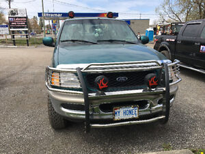 1998 Ford F-150 W/ TONS of Upgrades