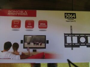 SUPPORT POUR TV SONORA