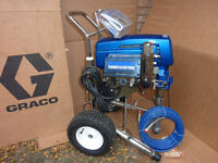 Graco Electric Airless Paint Sprayer