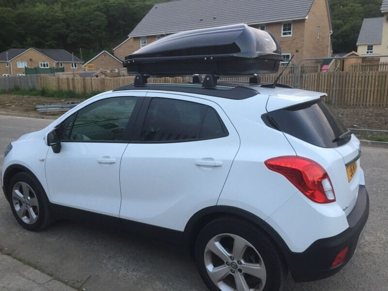 Vauxhall Mokka Roof Bars Roof Rack Roof Box In Port