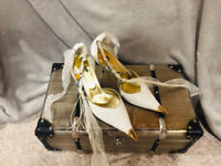 Wedding shoes for rent