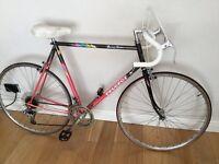 Vintage Peugeot Road Racing Touring City Bike