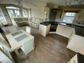STATIC CARAVAN MOBILE HOME LODGE FOR SALE OFF SITE 40X14FT 3 bed