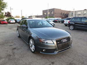 2011 Audi A4 S-Line Anniversary Edition - Manual 6 Speed - A1