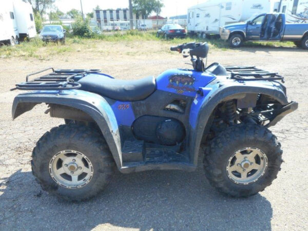 Used 2013 Hisun Bear Claw