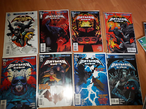 Batman and Robin 0-13 great condition