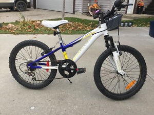 "20"" Avico 6 Speed Kids Mountain Bike"