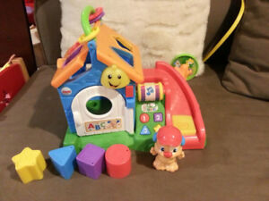 Musical Toy House