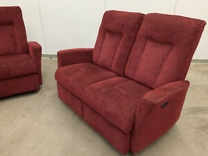 Four Recliners, full power in these two loveseats (reduced