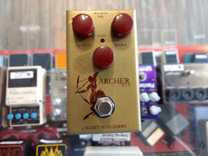 Archer Ikon Overdrive Guitar Pedal by  J. Rockett Made in USA