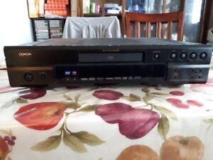 Denon DVD-2930 ci audiophile  hi end universal DVD player,mint