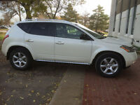 2007 Nissan Murano SUV, AWD in Excellent Condition