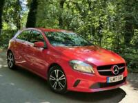 2017 Mercedes-Benz A160 A 160 SE Auto Hatchback Petrol Automatic