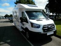 REDUCED Rimor EVO 66 Plus, 4 Berth, French Island Bed Motorhome for sale.