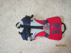 Two Childrens Life Jackets