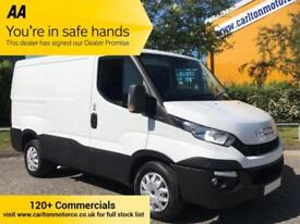 "2015/ 15 IVECO DAILY 35S13 Swb Low roof panel van 3000wb ""Facelift model""A/Con"