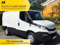 """2015/ 15 IVECO DAILY 35S13 Swb Low roof panel van 3000wb """"Facelift model""""A/Con"""