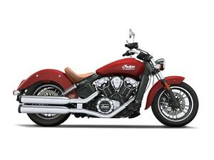 2016 Indian Scout ABS Indian Red