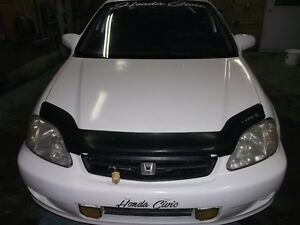 2000 Honda Civic Coupé (2 portes)