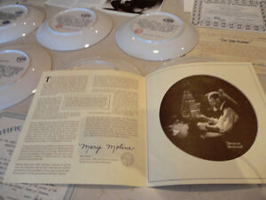 Set of 10 Knowles Ltd. Edition Norman Rockwell Collector Plates Kitchener / Waterloo Kitchener Area image 8