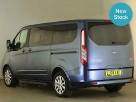 2018 Ford Tourneo Custom 2.0 EcoBlue 130ps Low Roof 8 Seater Titanium MPV Diesel