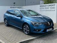 2018 Renault Megane RENAULT MEGANE 1.5 dCi Signature Nav 5dr Auto Estate Diesel