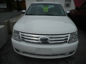 2008 Ford Taurus Limited tax included Sedan
