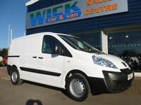 2011 Peugeot EXPERT L1 H1 HDI SWB Van *VERY LOW MILES!* Manual Medium Van
