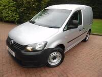2013/63 Volkswagen Caddy C20 STARTLINE 1.6TDI SWB WITH AIR/CON AND ELEC/PACK